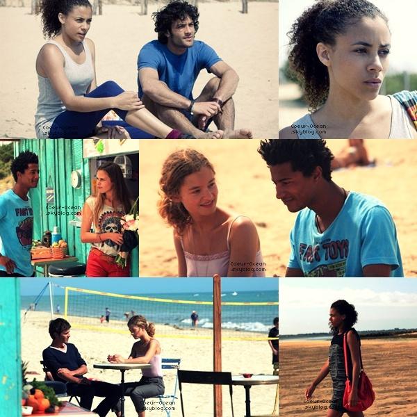 . _______01/09/11 : Voici des nouvelles photos tournage de la saison 5 ainsi qu'une photo excluclusive de la saison 2 !.