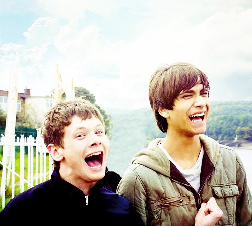 Cook & Freddie. ♥