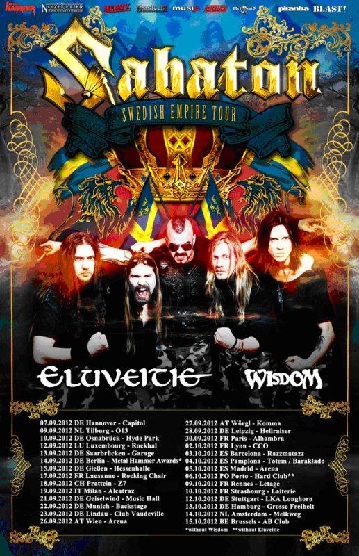 Eluveitie: prochain concert :D