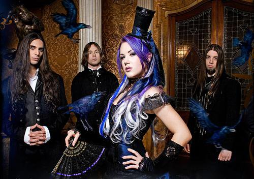The Agonist (death mélodique)