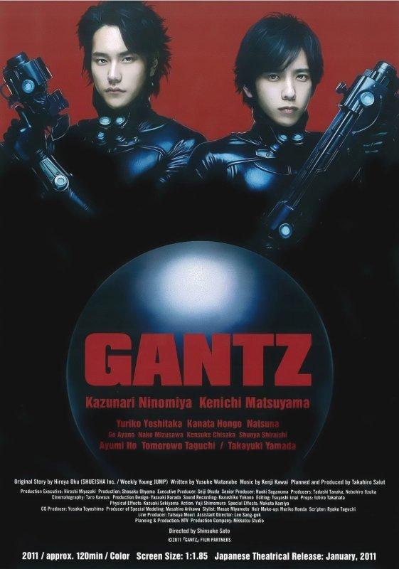 ♥ Gantz I ♥
