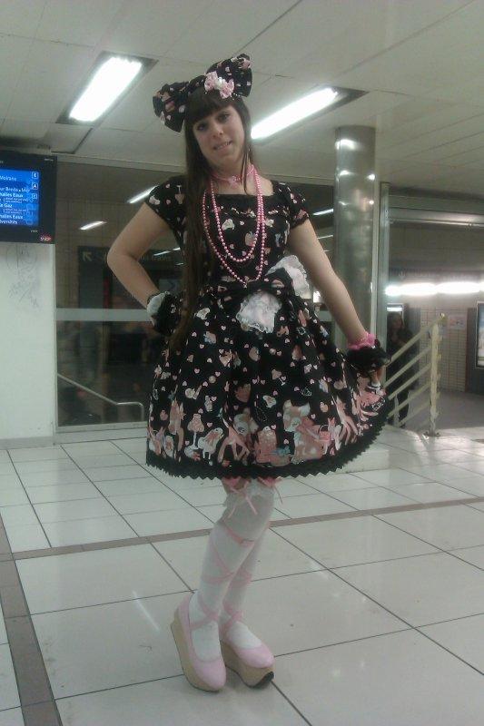 Sortie En Lolita