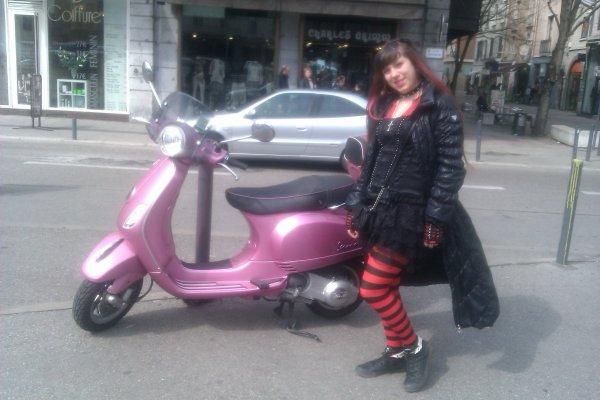 Tenue Du Jour - Inspiration Punk Lolita