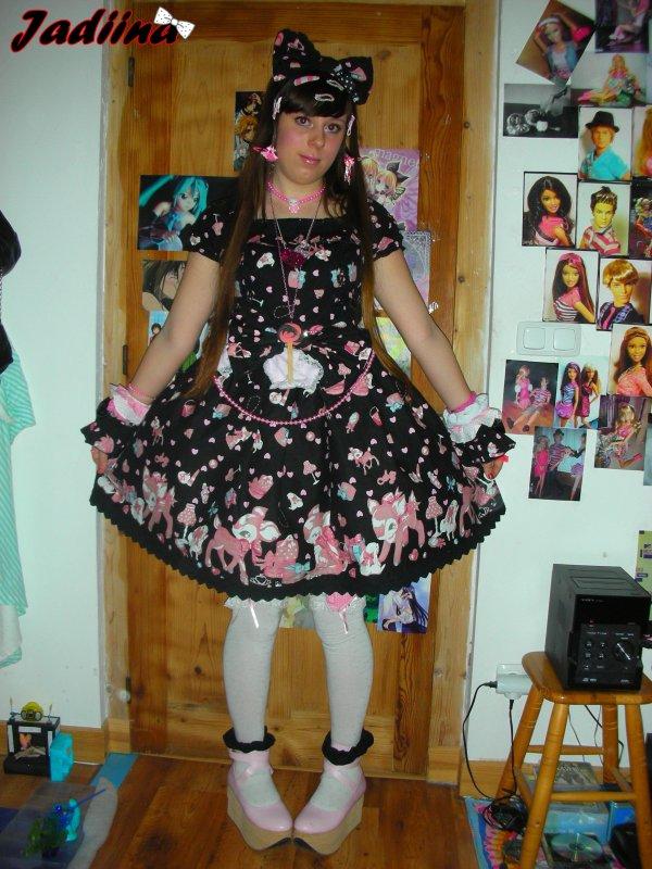 Tenue Du Jour - Sweet Lolita