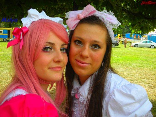 Matinée avec ma soeur lolita! ♥ 3