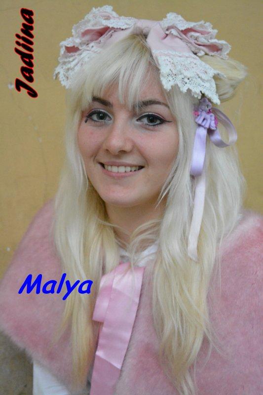 Malya, ma soeur loli ♥