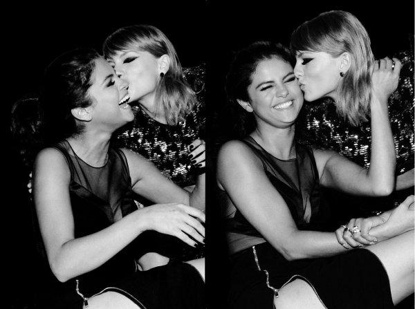 """«Parfois, je dis à Taylor que j'ai foirée, et elle répond:« En fait, non, » et montre comment il est possible que mes erreurs se transforment en quelque chose d'utile."""""""