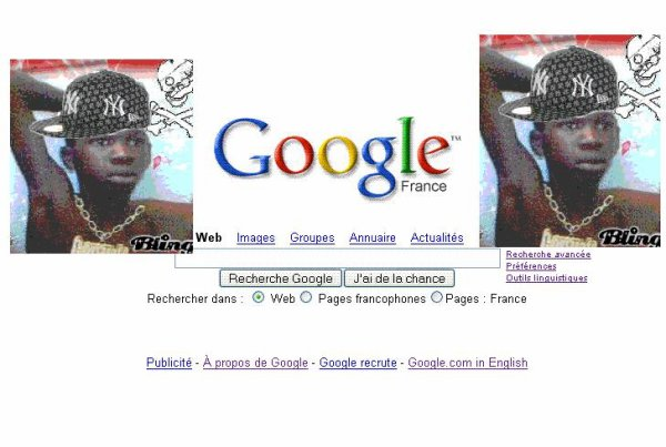 Atta logiciel sur google l' affaire est très grave