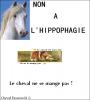 NON A L'HIPPOPHAGIE