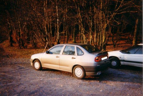MA SEAT CORDOBA TUNING DE 1994