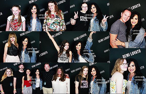 * 02/06/18 :    Demi a performé lors de sa tournée « Tell Me You Love Me Tour » se déroulant à Stockholm, en Suède. Demi Lovato est sublime. Les photos sont vraiment magnifiques, j'adore la voir sur scène. La tenue qu'elle porte est superbe. C'est donc un Top pour moi.  *