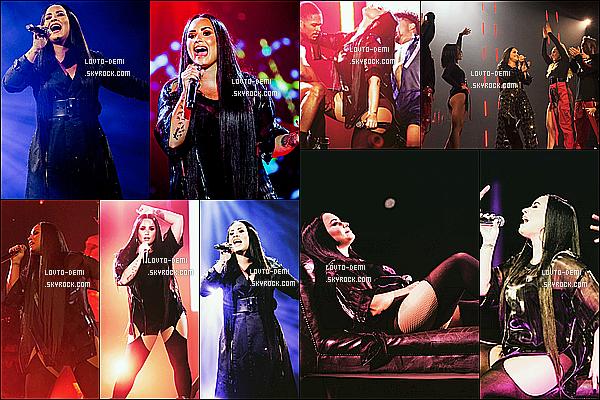 * 18/06/18 :    Demi L. a performé lors de sa tournée - « Tell Me You Love Me Tour » au AFAS Live - dans Amsterdam. Demi est vraiment ravissante. J'aime bien quand elle met ses extensions. Elle a une fois de plus pris le temps pour ses fans lors d'un Meet & Greet. Top !  *