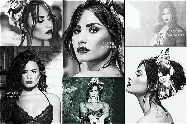 *  Voici un photoshoot de Demi L. pour le magazine - « Legend »  du mois de novembre!   *