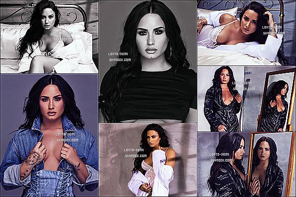 *  Découvrez un photoshoot de Demi pour sa tournée « Tell Me You Love Me Tour »!   *