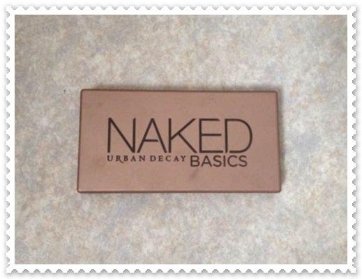 Revue sur la naked basics