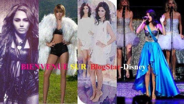 BIENVENUE SUR  BlogStar-Disney