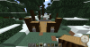 MineCraftADV - Construction du refuge !