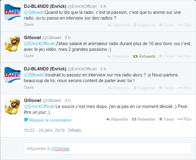 Gillowel - Toujours aussi fou ce Gillo !
