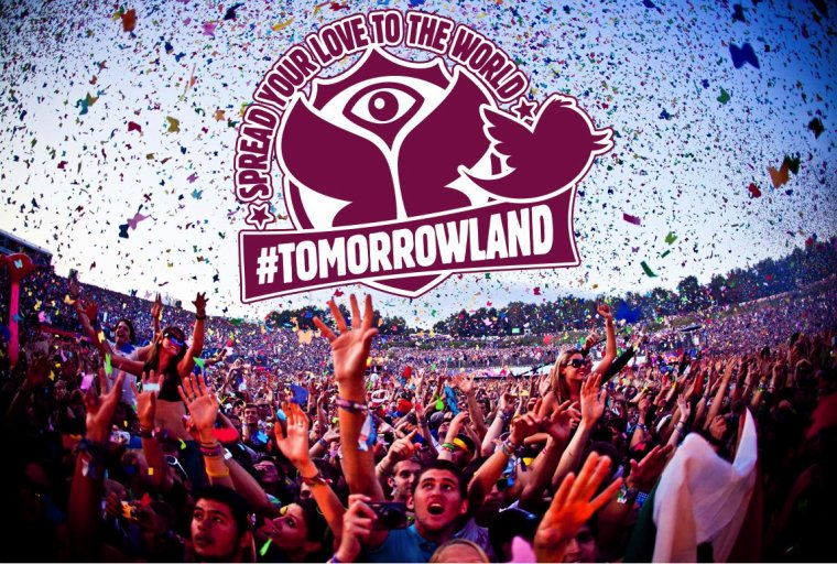 Tournée du Tomorrowland 2014