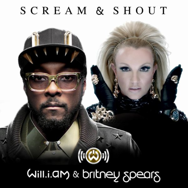 Will.i.am ft Britney Spears - Scream & Shout ❤