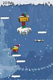 Accro a Doodle Jump !!