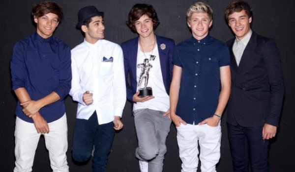 Les One direction!! <3