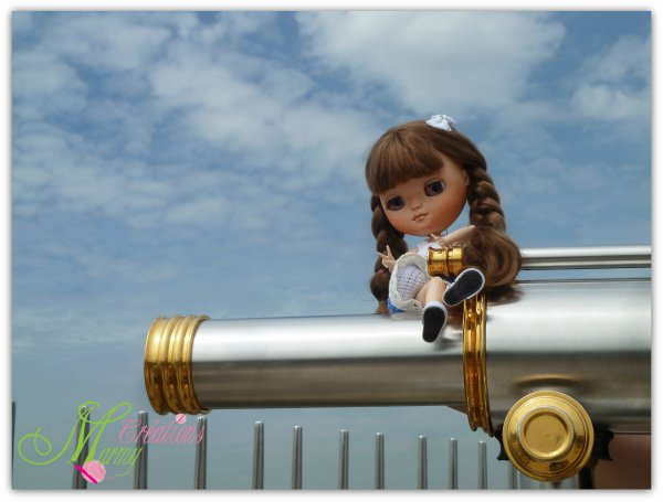 Photos de Rosie à Paris prisent par une amie !!!