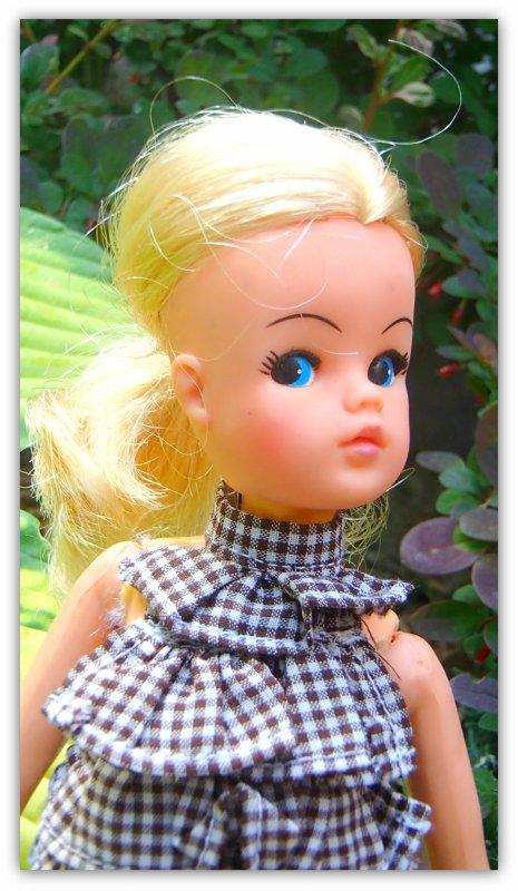 Je vous présente ma nouvelle poupée Sindy