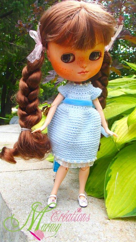 Suite des robes portées par Rosie