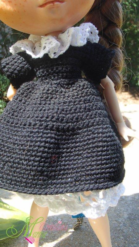 et dernière partie des robes fait main