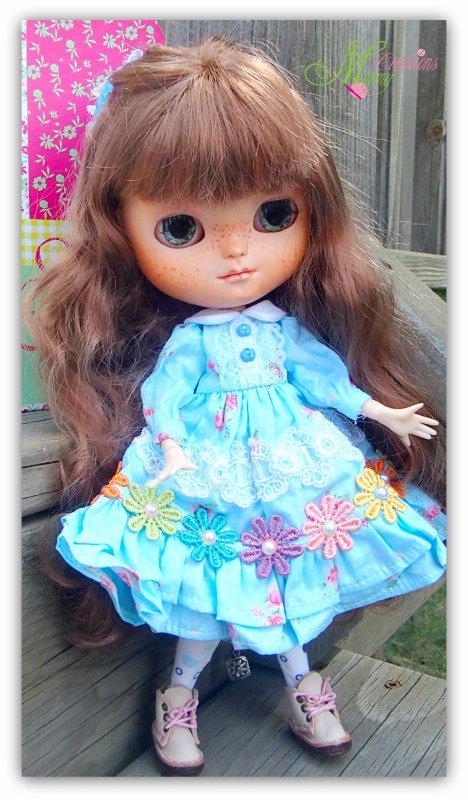 Le garde-robe de Rosie