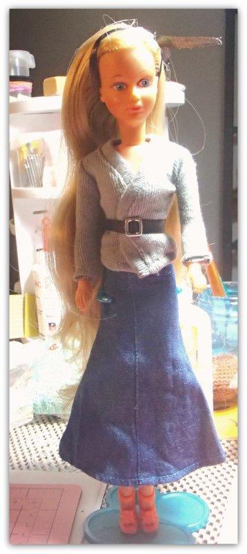 ma poupée Tressy de Bella année entre 79/81