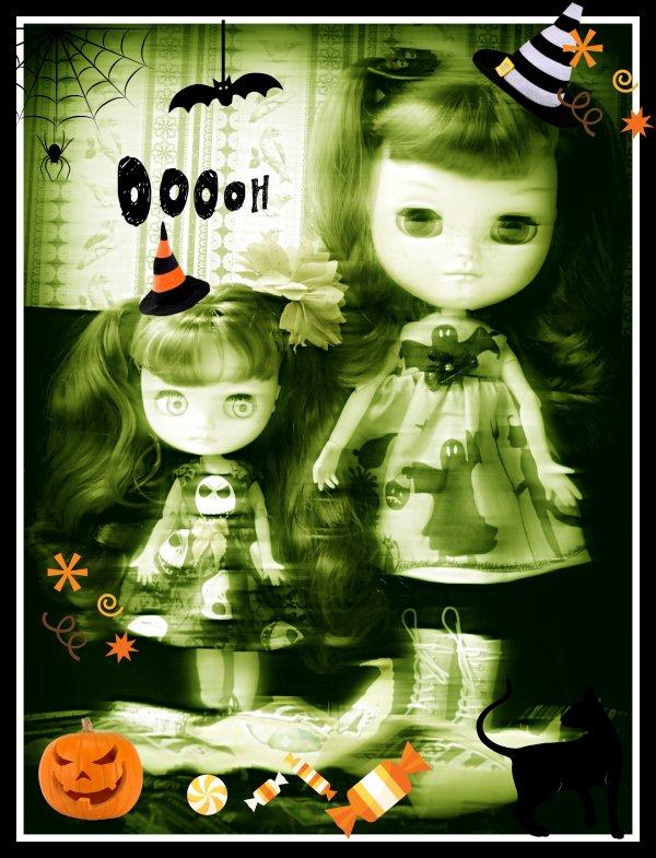 Joyeux Halloween boooooooooo