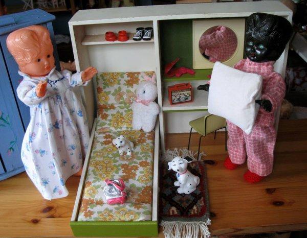 une question pour les passionnées de poupées