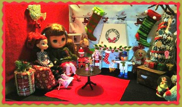 Besoin d'idée pour le salon de Noël