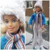 Vêtement  pour poupées mannequins