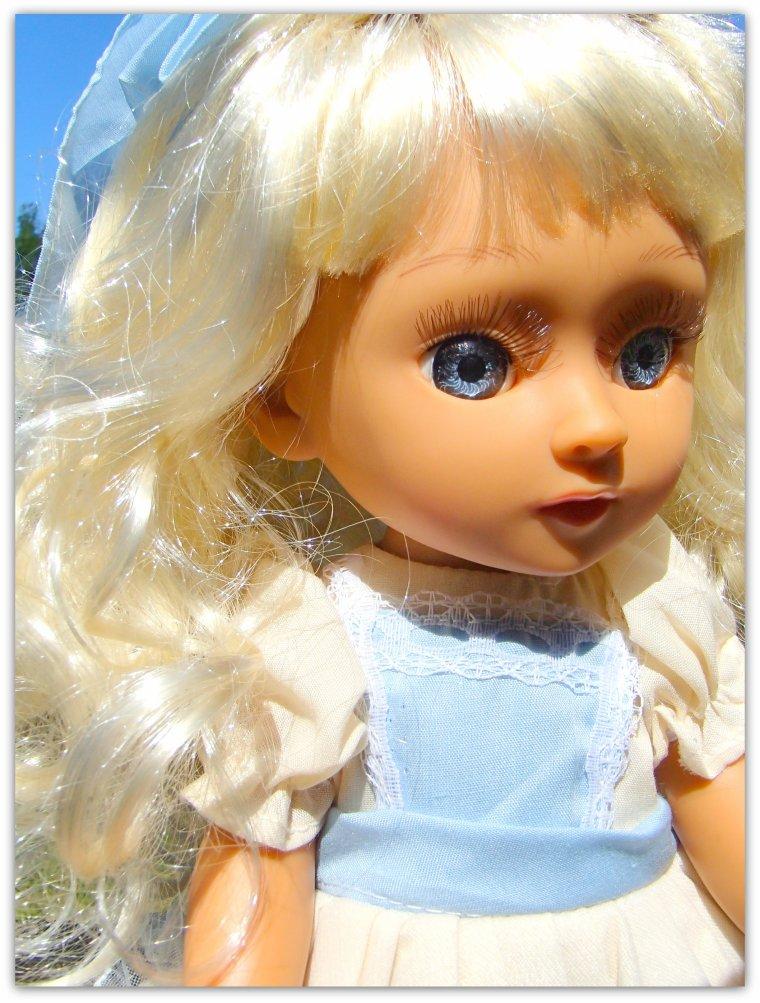 une autre poupée Lambda
