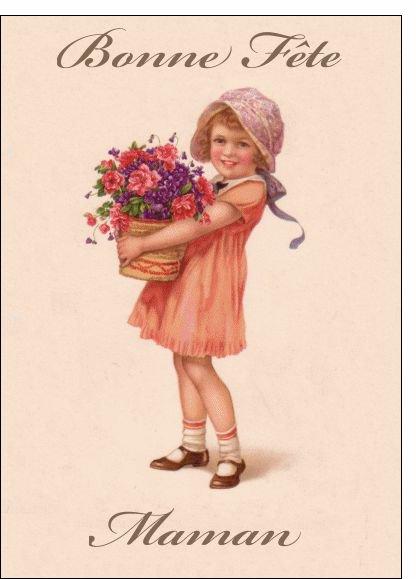 Bonne fête des mères  Marion3351 et à toutes les mamans d'Europe !