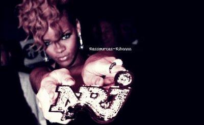 Rihanna , Artiste internationale de L'année !