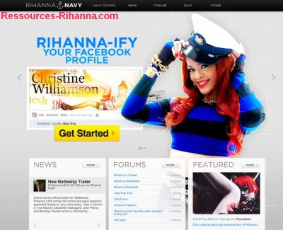 Ouverture de 'MYRIHANNANAVY.com'