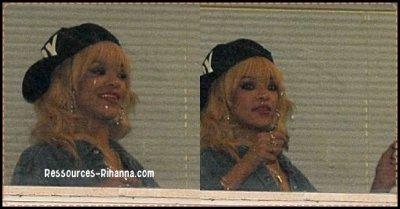 Rihanna dans les coulisses du tournage du Show ' Jonathan Ross ' + Rihanna quittant son hôtel à Londres + Rih' quittant un studio d'enregistrement + Rihanna quittant son hôtel à Londres !