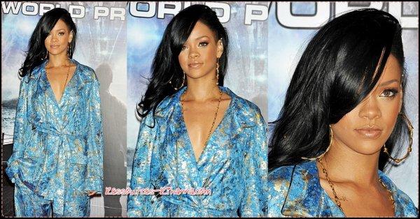 Première du film BATLLESHIP au Japon   +  Rihanna fait la cover de 'ELLE' avec le Photoshoot  + infos .