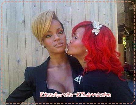 Les statues de cire de Rihanna + instagram + Vote !