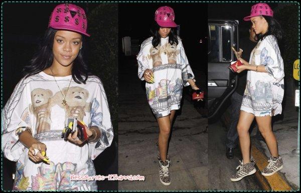 Clip de 'Princess of China' + Rihanna s'installe à Londres + Rihanna se rend à l'aéroport 'JFK' + Photo de Rihanna et sa Grand-mère.
