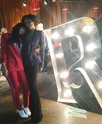Shoot de Rihanna pour le Harper's Bazaar ( Août 2012 ) + Nom de l'émission de Riri dévoilée