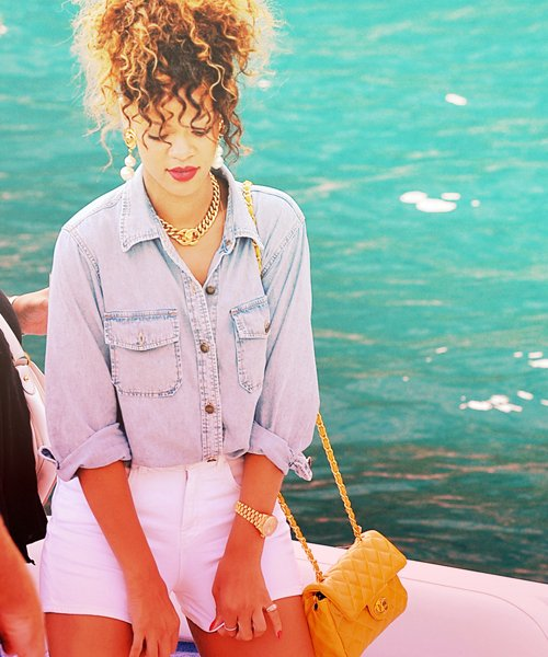 Tout sur la belle Robyn Rihanna Fenty !