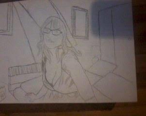 dessin fait par une bonne amie de moi