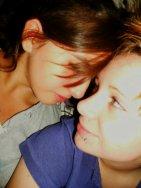 (♥.♥)Tu es dans mes rêves Tu es dans mon coeur Tu es dans mes pensées Quand on est séparée(♥.♥)