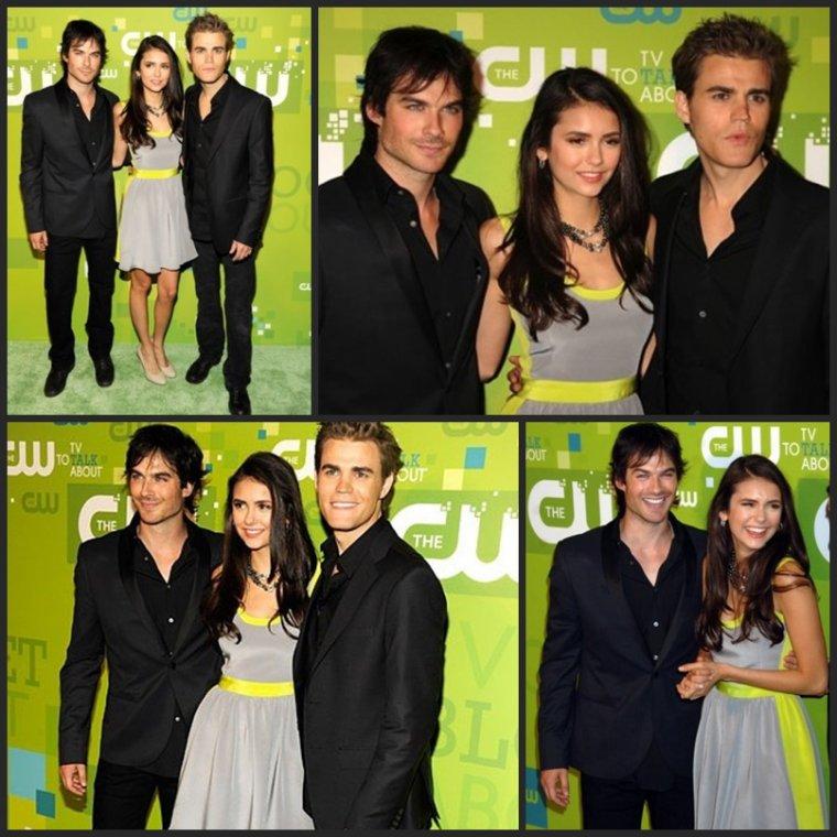 CW Upfronts 2011