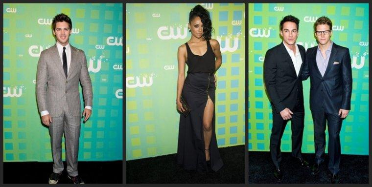 CW Upfronts 2012